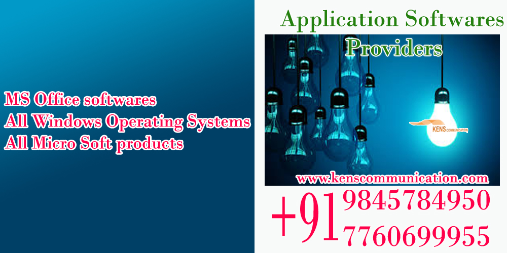 Application Software Providers in Bangalore