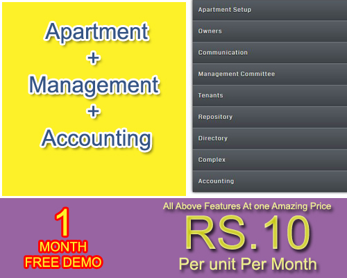 Apartment Management Software Bangalore